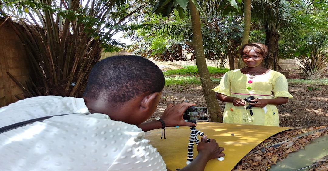 Tourner et monter une vidéo avec un smartphone (spécial Afrique)