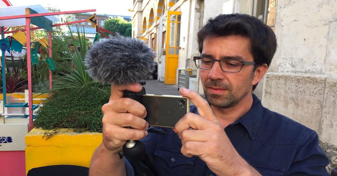 Intervenir en live vidéo sur les réseaux sociaux
