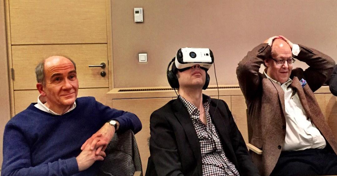 Journalisme immersif, reportage 360° techniques et pratiques