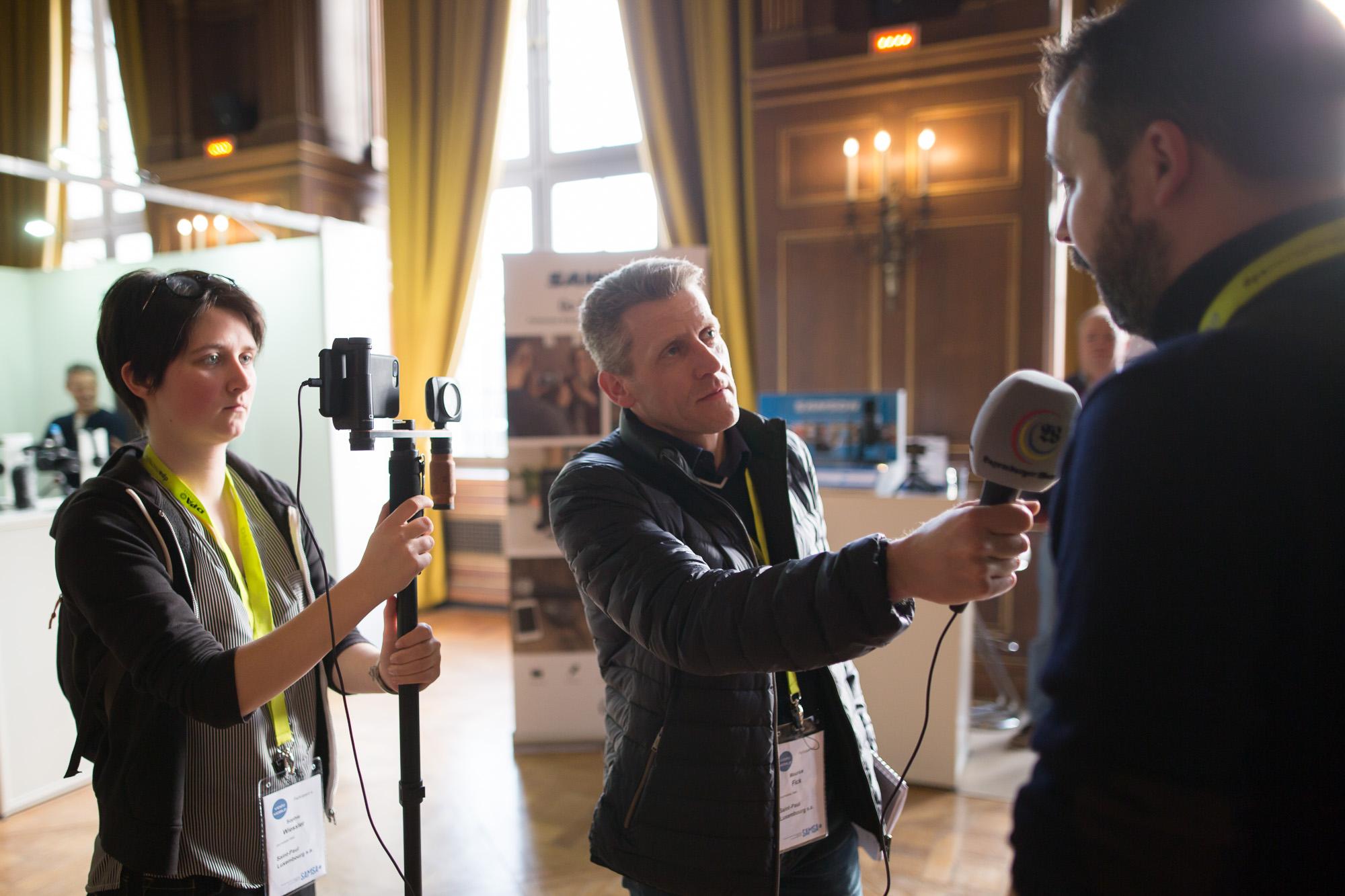 Les participants aux Rencontres francophones de la vidéo mobile bénéficient  d une réduction de 15% sur le tarif des formations dispensées par Samsa.fr  les 5 ... 76fa19dda2b4