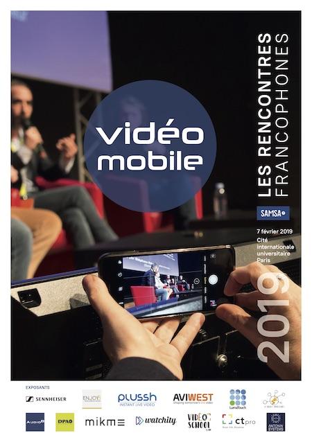 Rencontres francophones de la vidéo mobile (Paris, 2019 ... c3de0f9e741b