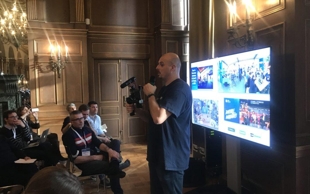 Produire du live multicam avec smartphone : un défi à la portée des journalistes mobiles