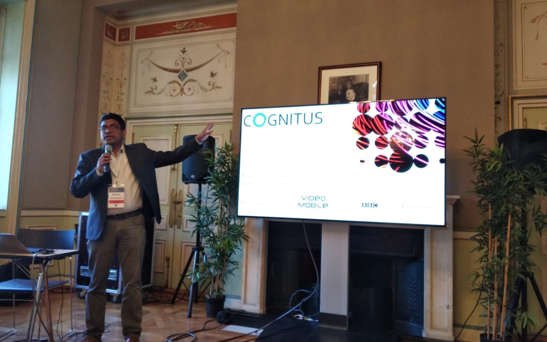 Rajitha Weerakkody : «Cognitus nous permet d'améliorer la qualité des images»