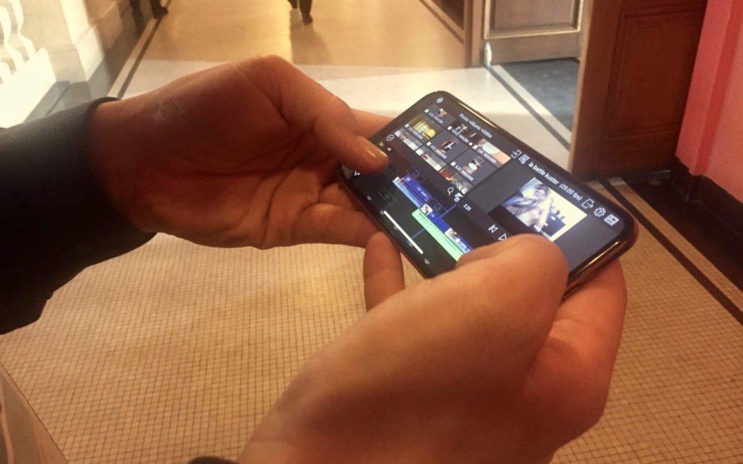 Battle de montage : le mobile prend de l'avance