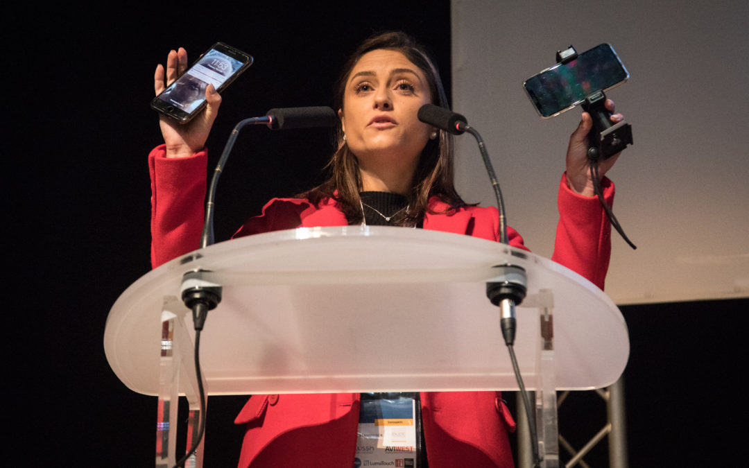 Vidéo mobile et innovation éditoriale: pourquoi tout est lié